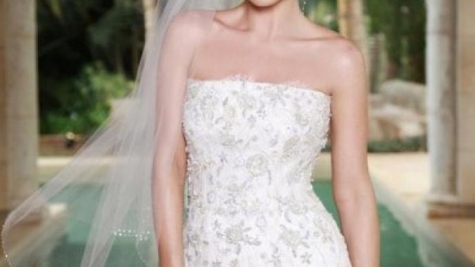 Ludwika Paleta, fotos de su boda