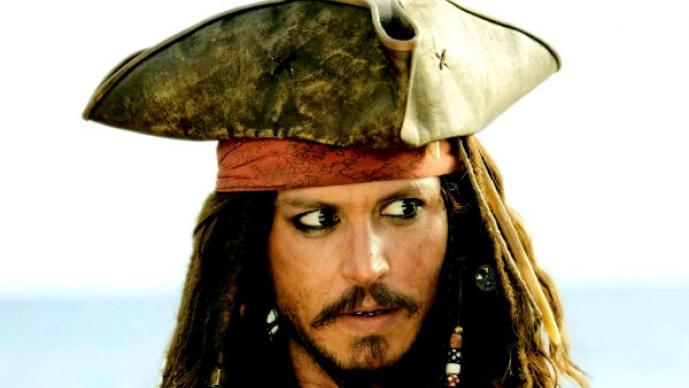 Johnny Depp y sus personajes más extraños