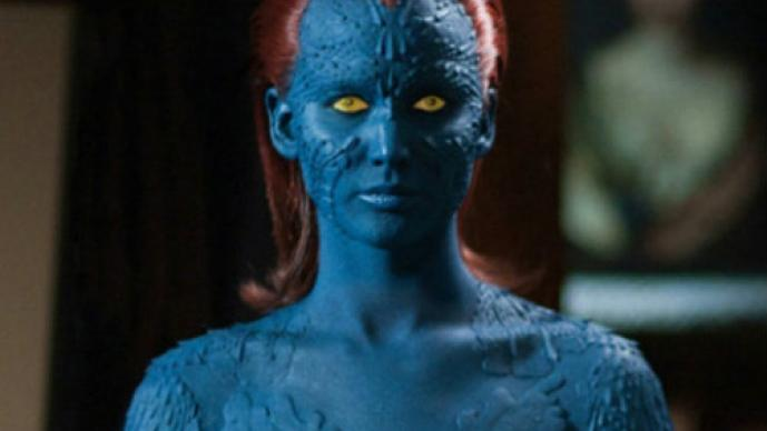 Jennifer Lawrence/ Mystique