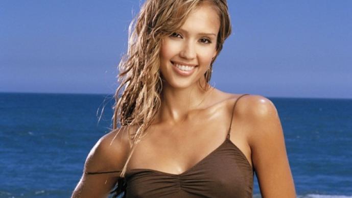 Jessica Alba, actriz, bikini, Cancún, México,