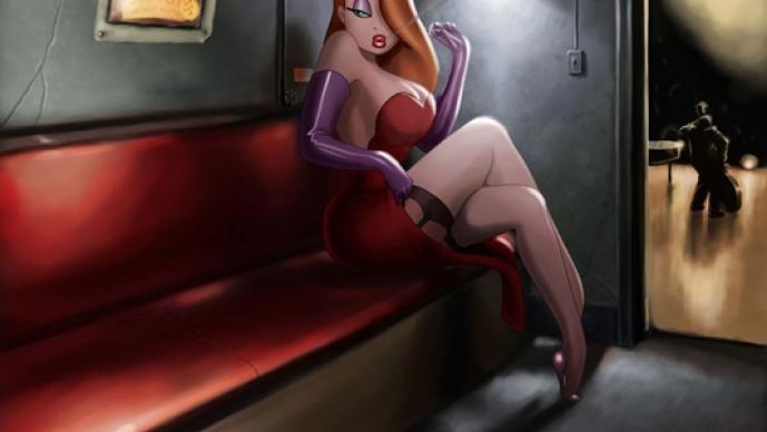 Jessica Rabbit, Princesa Jasmine, Ariel, bella, Harley Quinn, Batichica, Rogue, Gato Negro, La Mujer Maravilla, Emma Frost, mujeres, caricaturas, sensuales, sexys