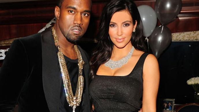 Kim Kardashian, Kanye West, North West, Disney, Cosmopolitan