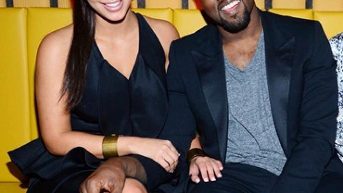 Kim Kardashian, Kanye West, imágenes boda, matrimonio