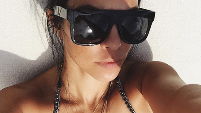 Kourtney Kardashian (Foto cortesía: Instagram)