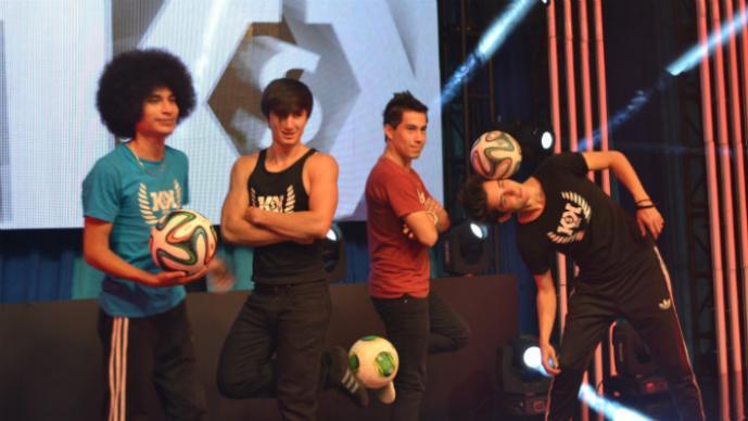 Selección Mexicana de Freestyle Futbol