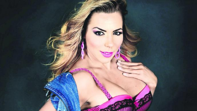 Vanessa Oyarzún (Foto: Rosalío Huízar)