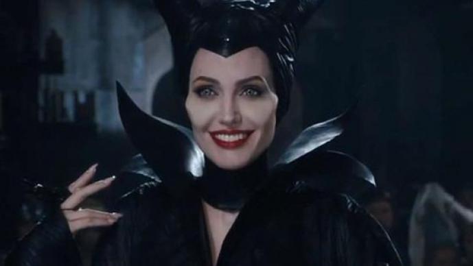 Angelina Jolie, Maléfica, Tatuajes, villanos, Disney, personajes, piel
