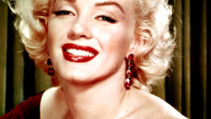Marilyn Monroe y las fotos de cómo mantenía su figura