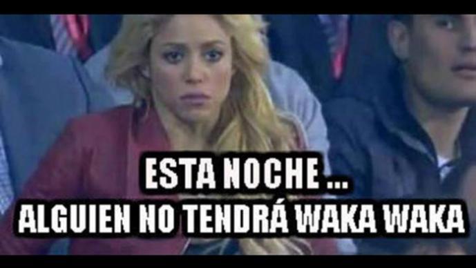 Meme Shakira