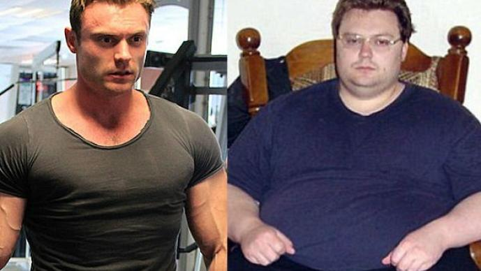 Mike Waudby, The Weight Loss Warrior, suicidarse,