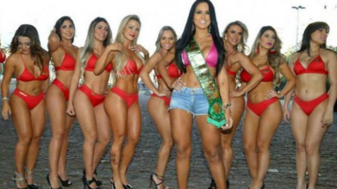 Miss Bumbum 2014