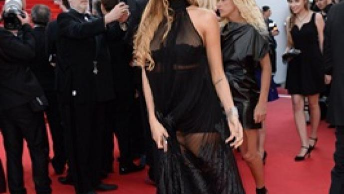 Nabilla Benattia, Kim Kardashian, francesa, Cannes, The Homesman
