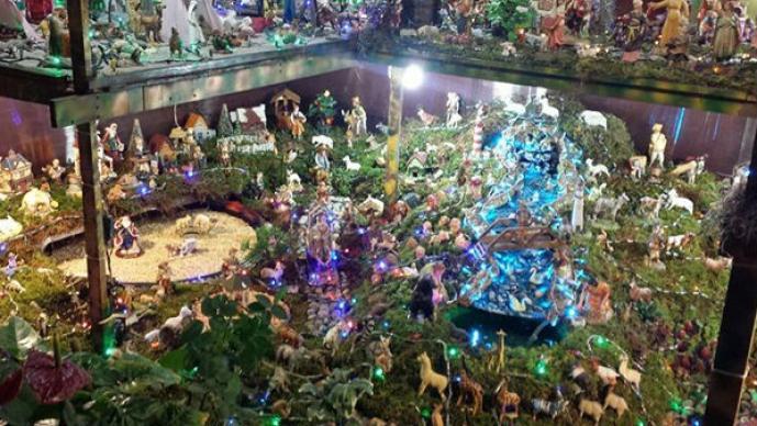 Nacimiento, 800 piezas, Iztapalapa, Navidad,