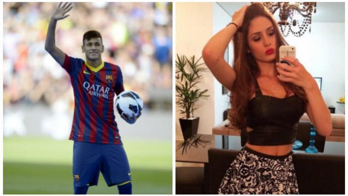 Neymar Camila Karam