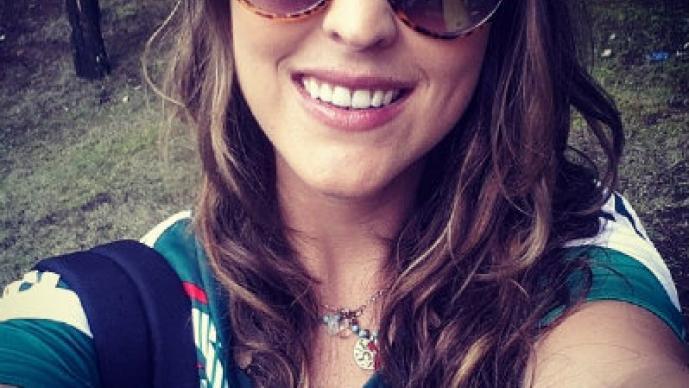 Paty López de la Cerda, una chica amante del deporte y el fitness