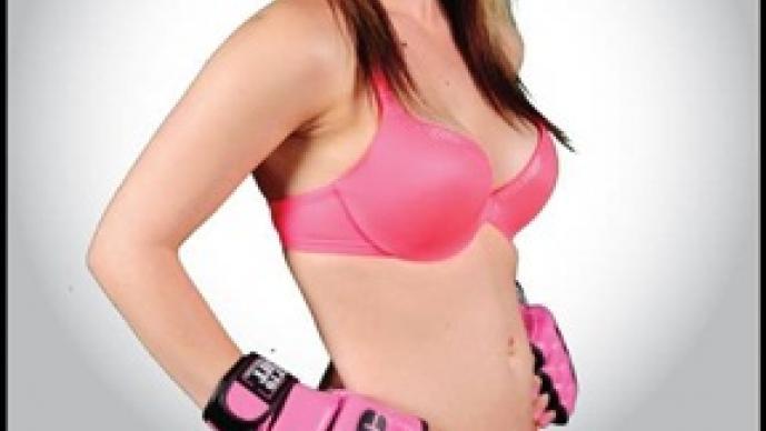 Serina Honey Punch, LFC, Lingiere fighting championships, peleadoras, lencería, sexys