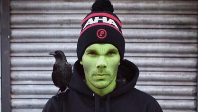 Podolski, jugador del Arsenal