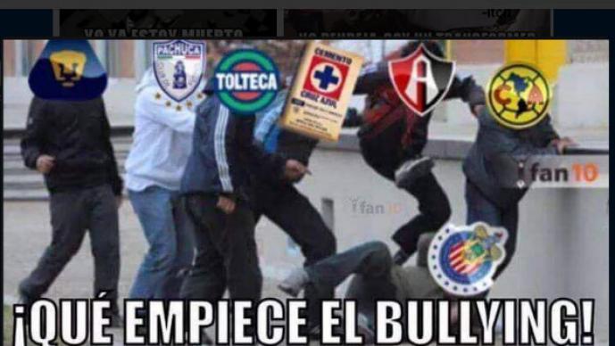Memes de la pirmera jornada Liga MX