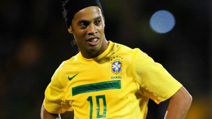 Ronaldinho renta su casa para el mundial