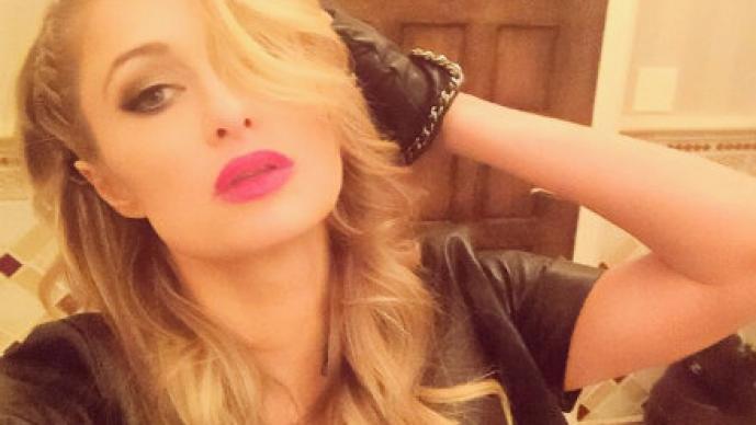 Paris Hilton se rinde ante Pacquiao
