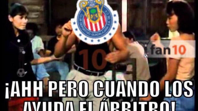 La jornada 13 de la Liga Mx en memes