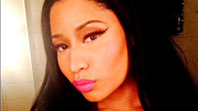"Nicki Minaj muestra pezón ""accidentalmente"" en Instagram"