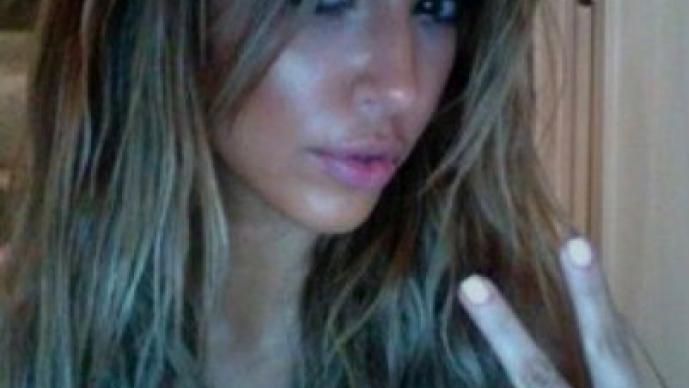 Kim Kardashian y sus fotos íntimas en lencería