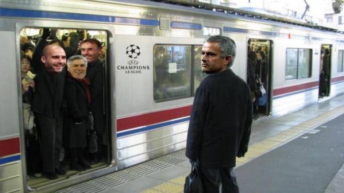 Los mejores memes de Mourinho y eliminación del Chelsea