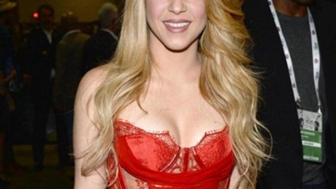 Shakira, Sofía Vergara, Colombia, Brasil, Cuartos de final