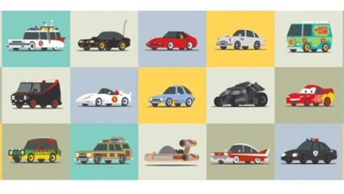 Star Cars de Scott Prank