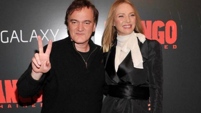 Quentin Tarantino y sus mujeres más bellas