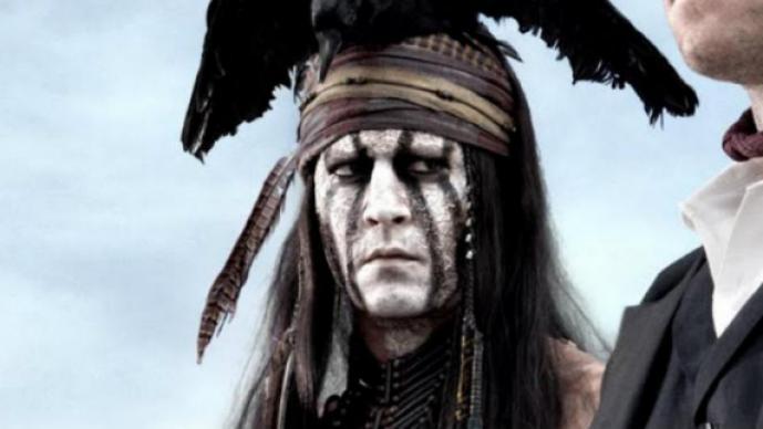 """Johnny Depp como """"Toro"""""""