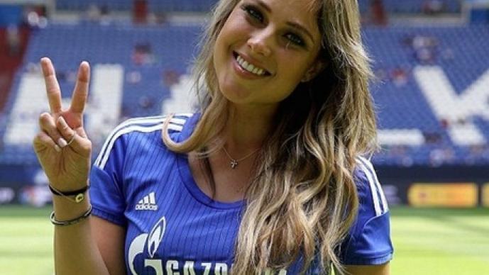 Vanessa Huppenkothen, Málaga, Guillermo Ochoa, Memo Ochoa,  Schalke Cup, Schalke 04