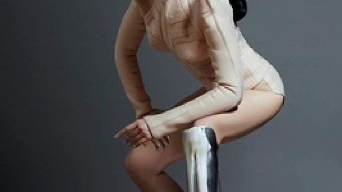 Viktoria Modesta, biónica, una pierna, Prototype, video, YouTube