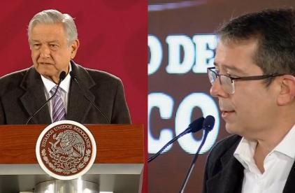 AMLO, Genaro Villamil, Sistema Político de Radio y Televisión, mañanera