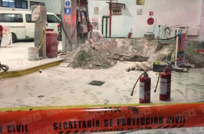 gasolina flamazo heridos ciudad de mexico