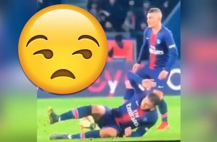 JUGADA Mbappé neymar video viral