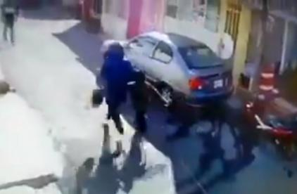 Niño robado Coacalco