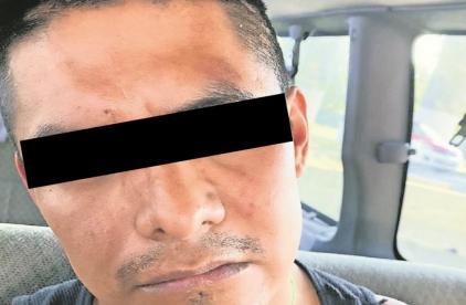 Detienen a presunto feminicida que degolló a su esposa, en Álvaro Obregón