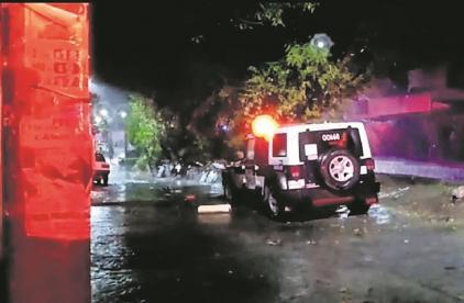 Hombre es asesinado a balazos en el pecho; sus familiares fueron testigos en Morelos