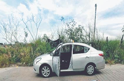 Asaltante pone trampa a chofer de Uber para robarle y lo asesina, en Morelos