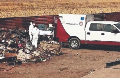 Hombre muere tras explotar el tanque de oxígeno que pretendía soldar, en el Edomex