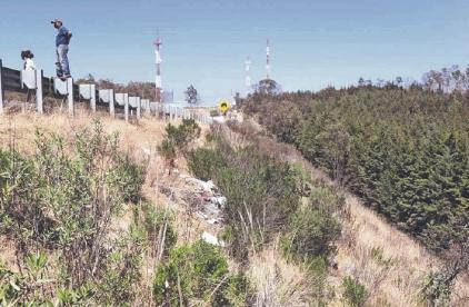Encuentran cadáver embolsado en Naucalpan, vecinos aseguran que escucharon balazos