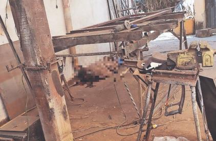 Sicarios funden la vida de un herrero en Morelos