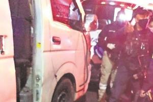Intento de asalto termina en balacera en Edomex, un usuario murió en el lugar