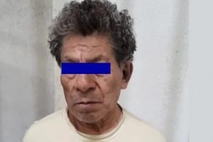 Vacunan vs Covid a 'El Canibal',  presunto feminicida serial de Atizapán en el Edomex