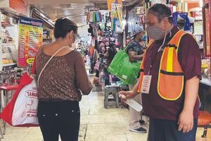 Comerciantes temen que bajen las ventas por cambio de semáforo epidemiológico, en Morelos