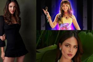 """De """"Lola"""" a interpretar a """"María Félix"""", así se ha vestido y desvestido Eiza González"""