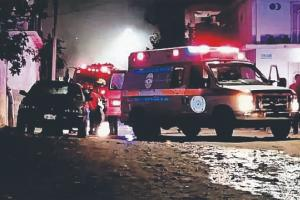 ¡Masacre! Disparan contra 7 y luego les prenden fuego dentro de una casa en Ciudad Juárez