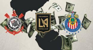 Dos clubes mexicanos entre los diez más caros de América. Noticias en tiempo real